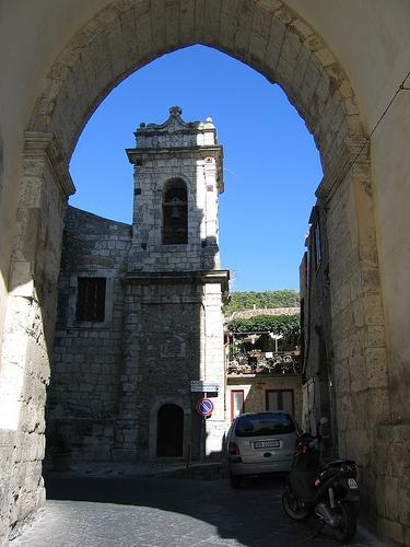 Petralia Sottana, Sicily.  Where my husband's family is from.