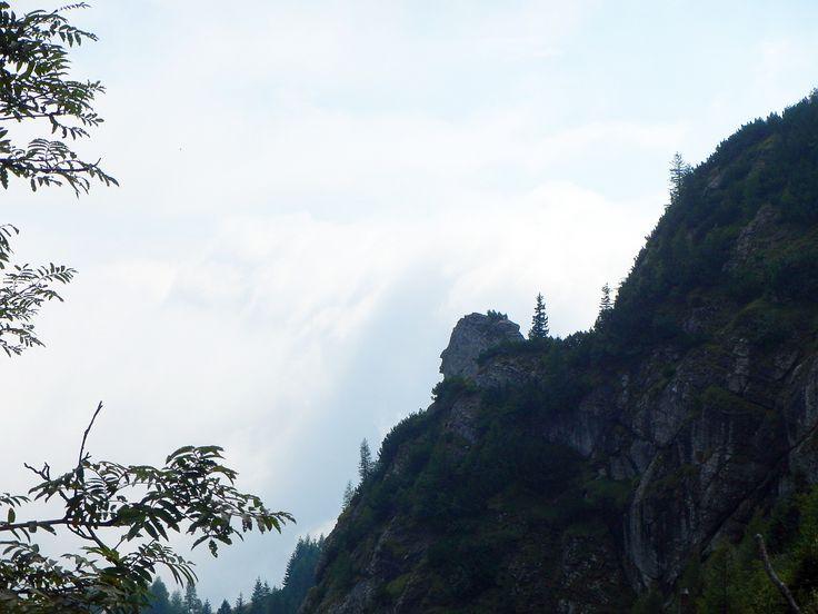 Bucegi Mountains. Another Stoneman