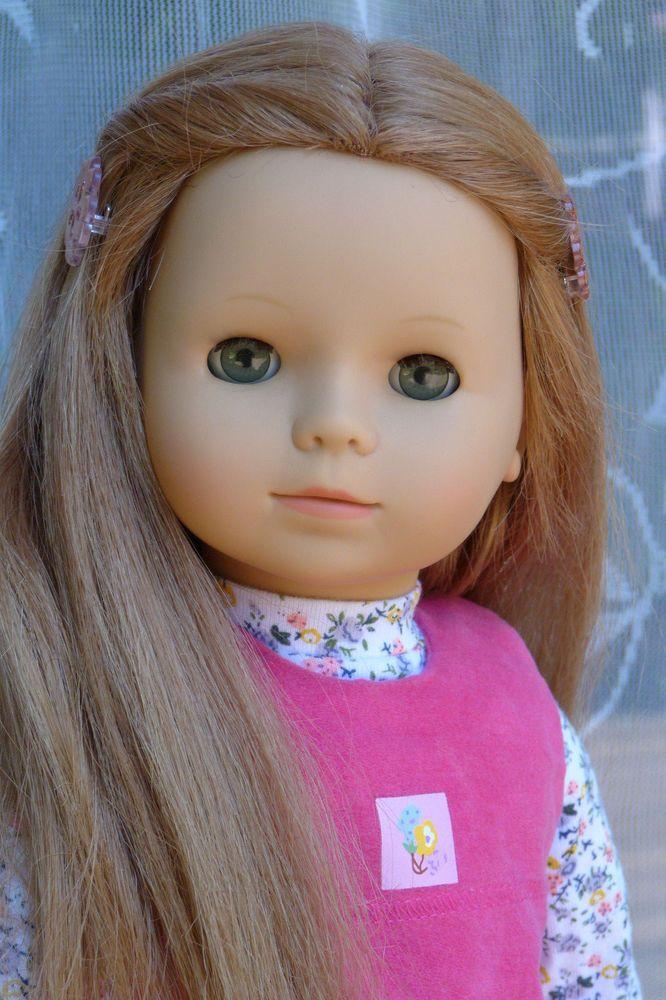 "18"" Katie Gotz Doll Little Sister 305  #Gotz #DollswithClothingAccessories"