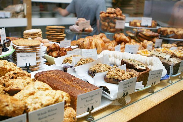 Huckleberry Bakery & Cafe is the epitome of a carb lover's heaven.