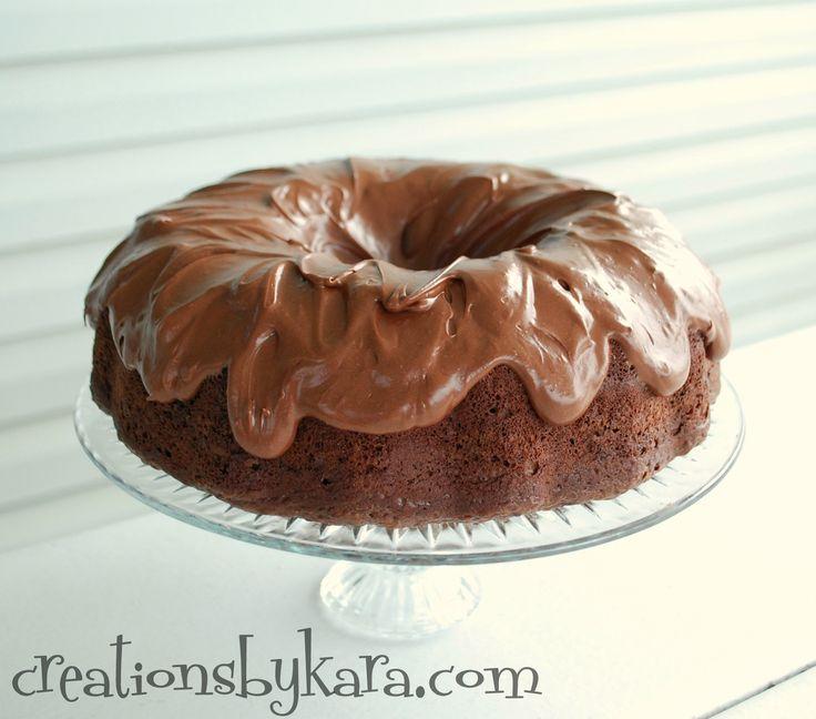 Rich moist decadent chocolate cake recipe