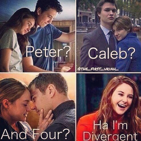 I'm divergent