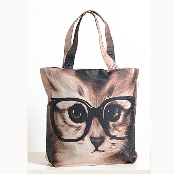 Animal Theme Bag - Cats-2