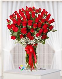 bu muhteşem aranjman ile aşkınızı anlatmak artık çok daha kolay ,online çiçek siparişi www.cicekdukkan.net