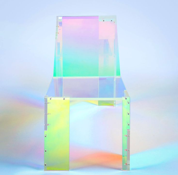 A Neon Ghost Chair Inspired by Daft Punk - http://freshome.com/neon-ghost-chair-inspired-by-daft-punk/