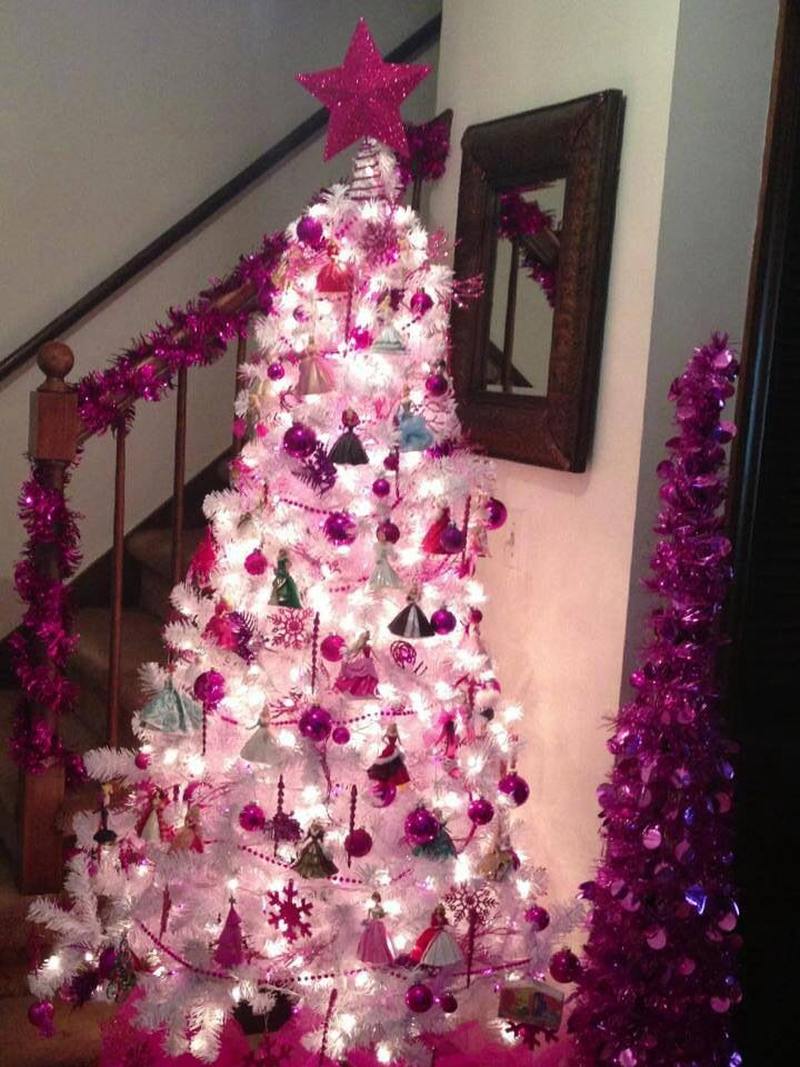 Decorated Christmas Trees Pinterest