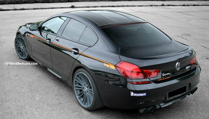 Modified BMW 6 Series 650i F06 Gran Coupe 101modifiedcars Newsletters Bmw Coupephp