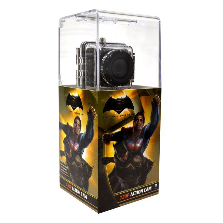 Action Camera 720P Batman V Superman