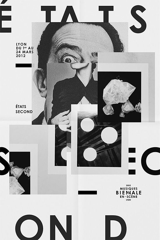 Graphic Design by Les Graphiquants | Inspiration Grid | Design Inspiration