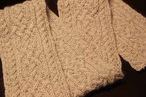 Celtic Knitting Patterns Free : 17 Best images about Celtic pins & shawls on Pinterest Cable, Copper an...