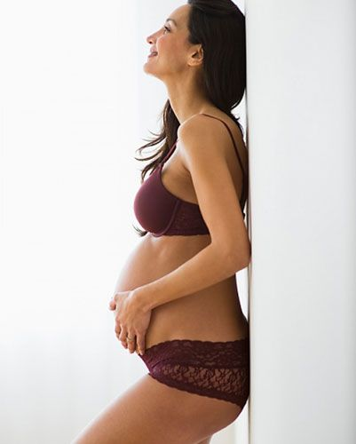 Found site pregnant woman in panties consider