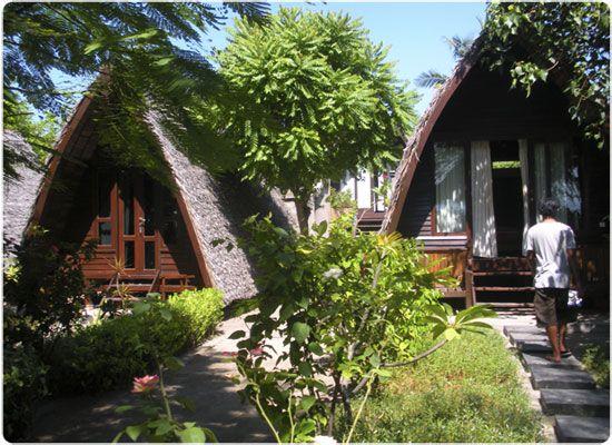 Good Heart Bungalow Gili Trawangan- Hotel dan Akomodasi di Gili - Hotel di Gili Trawangan - LombokTravelnet.com