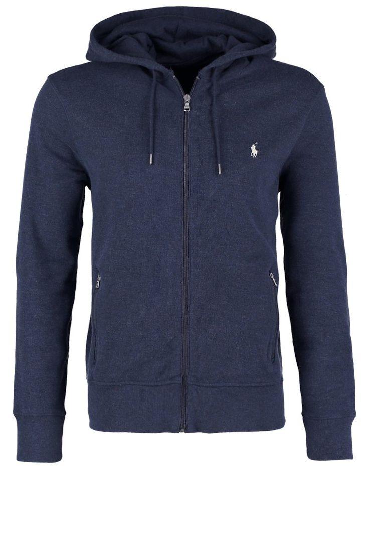 Polo Ralph Lauren Sweat zippé winter navy heather prix Sweat zippé homme Zalando 155.00 €