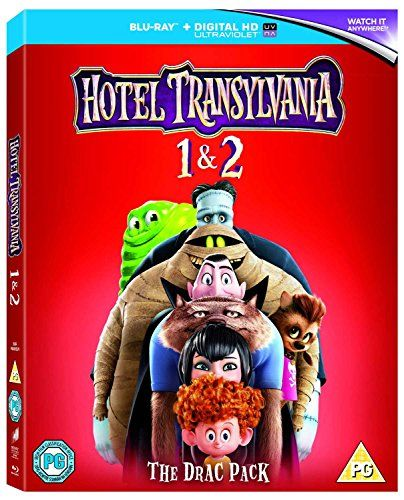 Hotel Transylvania 1 + 2 Sony Pictures Home Entertainment
