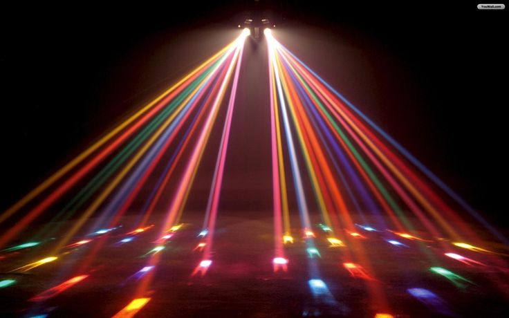 Disco lights Chrome theme by vivimorena on deviantART