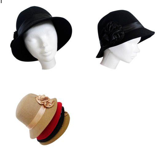 Grossiste en vêtements et accessoires de mode, vente gros vous présente son lot de 12 chapeaux femme pour vous accompagner durant cette saison. Ce joli chapeau borsalino vous donnera un style chic et élégant à votre tenue. De qualité supérieure, il est conçu à 100% en acrylique. Ce modèle est disponible en couleur beige,rouge, noire et camel. PRIX: 48.60 € H.T (4.05 € / UNITÉ) http://www.ventegros.fr/chapeau-borsalino-pur-acrylique.htm
