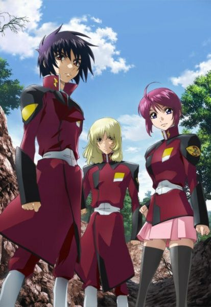 """GUNDAM GUY: C81 """"-GW.M.M""""- Gundam Wing X Madoka?Magica - Wallpaper ..."""