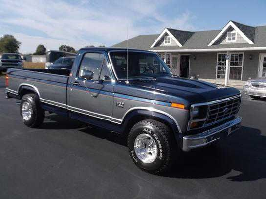 ... 1985 FORD F150 for Sale in RED BUD, IL - $9999.00 ...