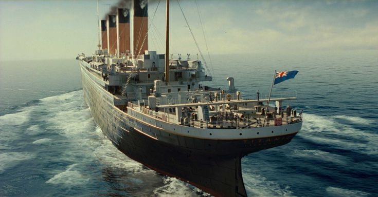 "If you rearrange the letters in ""The Titanic Disaster"". You will get: ""Death, it starts in ice"".  Do you think it's just a coincidence?"