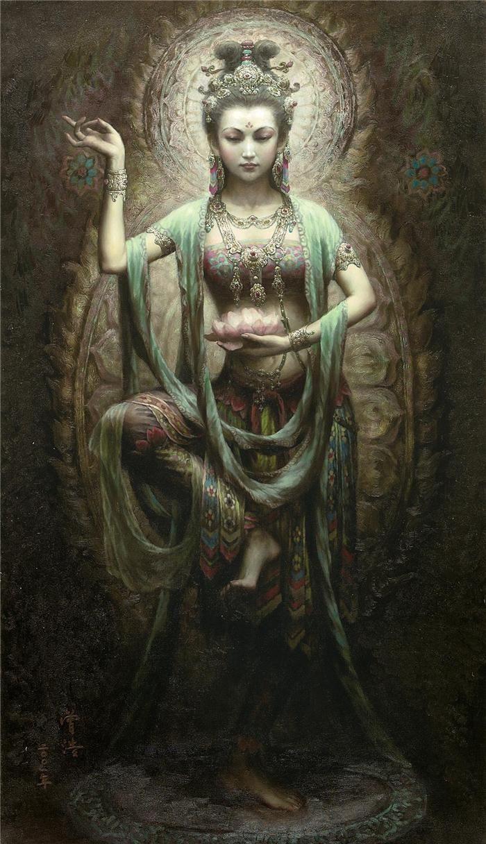 7 das Artes: A beleza sublime da arte de Zeng Hao.