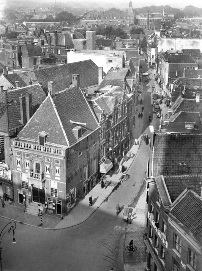 Smedestraat Haarlem 1931 - Serc