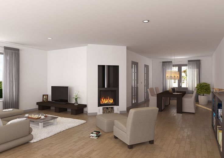 l vormige woonkamer - Google zoeken   Sofas and chairs   Pinterest ...