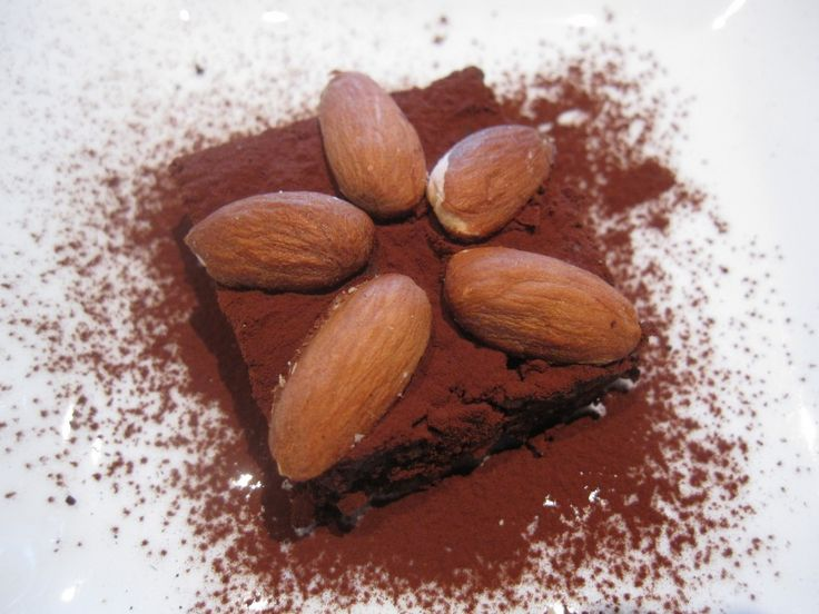 Healthiest Brownie In the World, just 3 delectable and healthy ingredients smooshed together and boom! you have this delicious, mouth-watering, taste bud tingling breakfast, snack, lunch, snack, dinner or dessert!!!