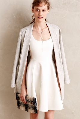4.collective Viorica Flared Dress #anthrofave #anthropologie