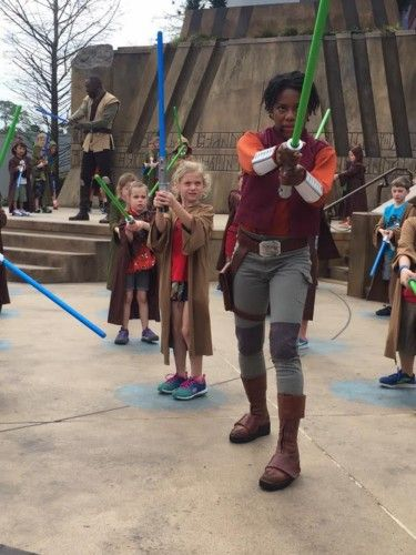 The Guide for getting your child into the Hollywood Studios Jedi Training Academy at WDW.