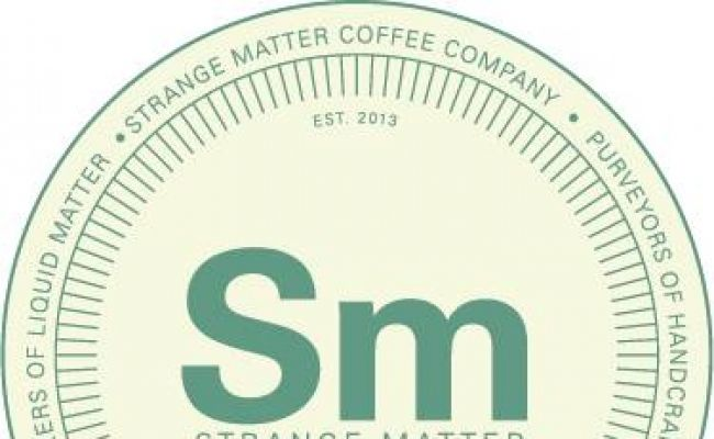 What's Brewing: Strange Matter Coffee Co.