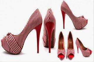 Sapatos de Salto.