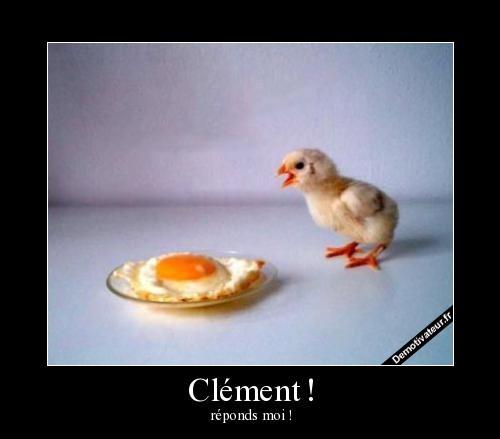 Clément !