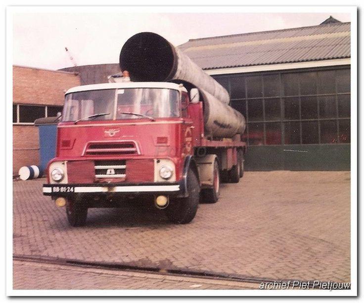 2011-06-09 DAF 2400 DK BB-81-24 Chauffeur Wim Spruit - van Wijgaarden  Papendrecht