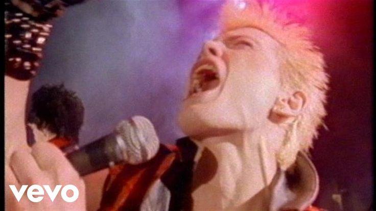 Ravageurs yell. | Billy Idol - Rebel yell