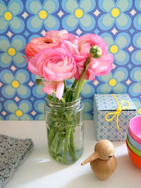 Dejligheder deko wallpaper pinterest - Deko wallpaper ...
