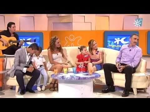 """""""Menuda noche"""" viernes 17 de junio de 2011  Eva Gonzales Saira y Alejandro"""