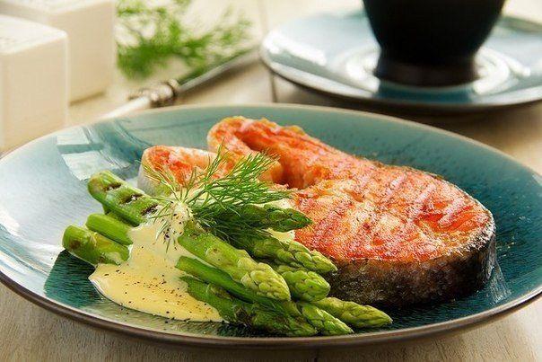 Треска или форель на пару/ 5 блюд из трески