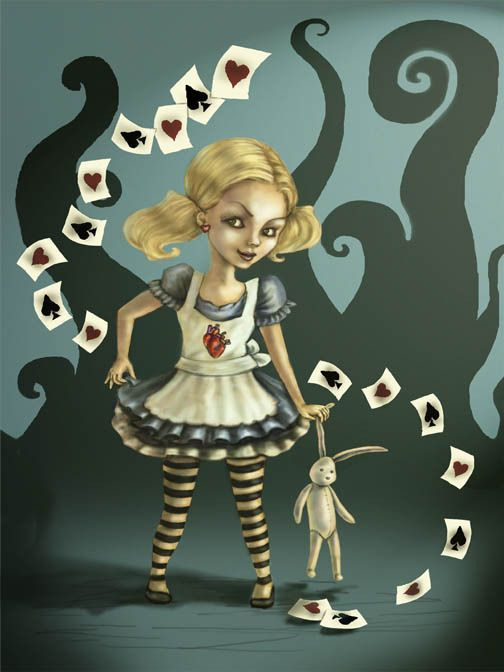 MISS WONDERLAND BY DIANA LEVIN