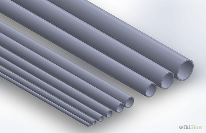 Determine PVC Pipe Size for a Project Step 1Bullet1.jpg