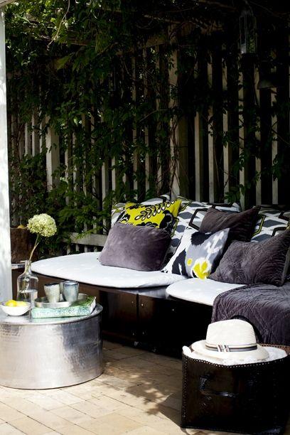 12 lkre terrasser   Mad & Bolig  Scandinavian LivingGarden FencingOutdoor  ...