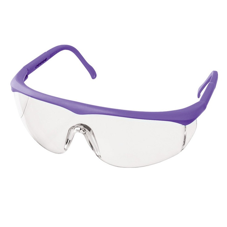 Prestige Medical Healthmate Colored Full Frame Protective Eyewear - Safety Glass