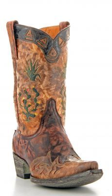 Womens Old Gringo Cactus Boots Novularis #L412-5 via @Allen & Cheryl Smith Boots