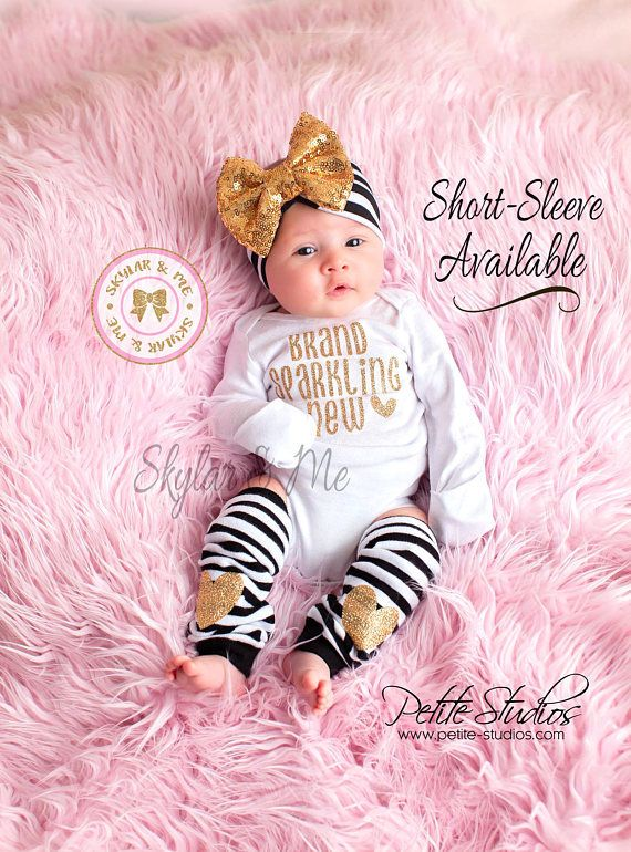 BABY GIRL clothes baby girl newborn girl going home outfit