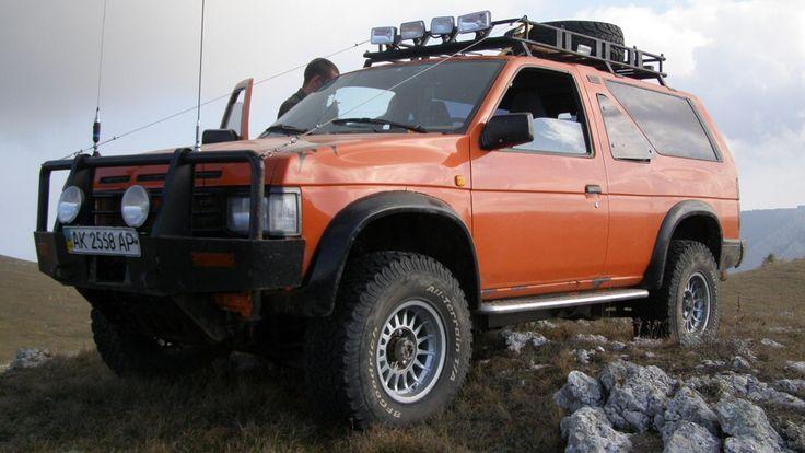 Nissan Terrano 2.7td