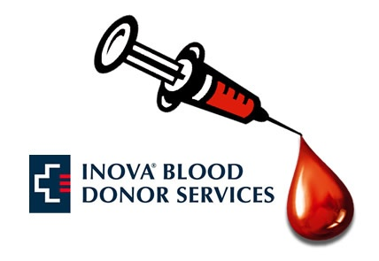 I am a proud supporter of Inova Blood Donor Services.