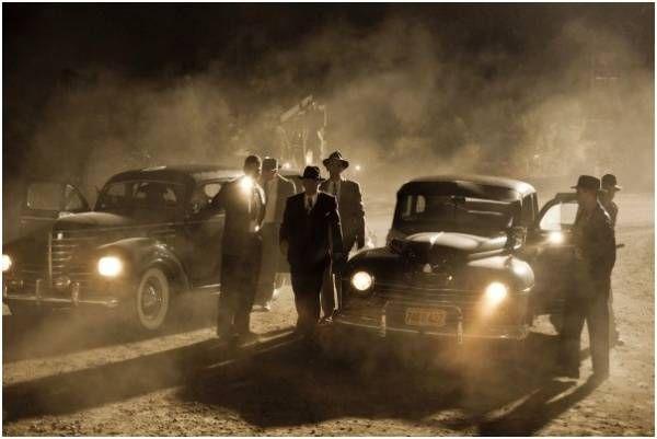 нуар, черный фильм, film noir 8