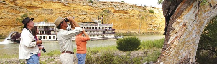 Murray River Cruises - Captain Cook Cruises