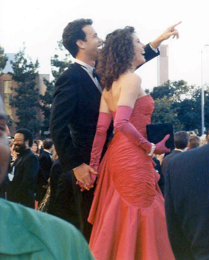Tom Hanks and wife Rita Wilson 836 - Tom Hanks - Wikipedia, the free encyclopedia