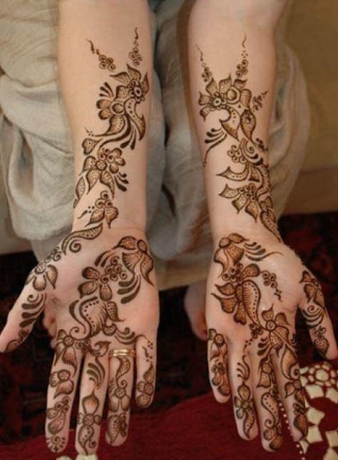 Tatuajes de Henna, todo lo que debes saber - Tendenzias.com