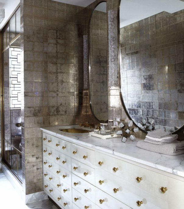 30 Bathroom Ideas By Famous Interior Designers